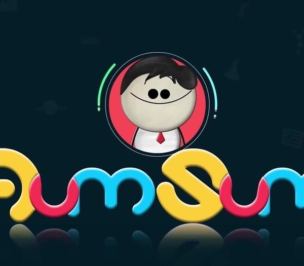 کارتون آموزش زبان انگلیسی Aumsum