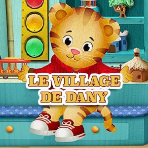 کارتون آموزش زبان فرانسوی Le Village de Dany