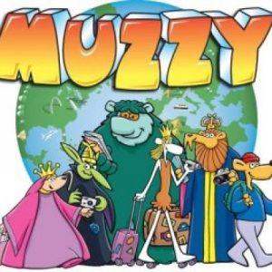 کارتون آموزش زبان آلمانی Muzzy