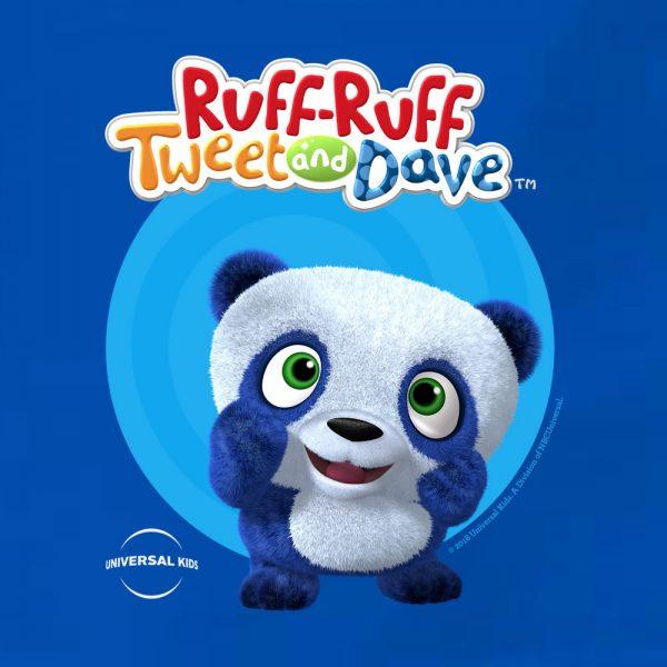 مجموعه کارتونی آموزش زبان انگلیسی Ruff Ruff
