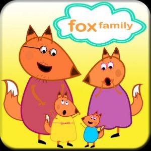 کارتون آموزش زبان اسپانیایی fox family