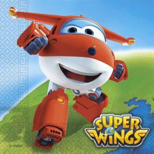 کارتون آموزش زبان آلمانی Super Wings