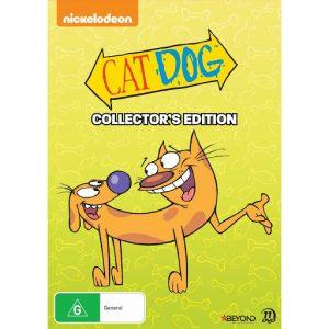 کارتون آموزش زبان انگلیسی CatDog