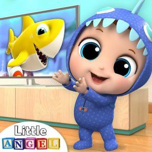 کارتون آموزش زبان انگلیسی little angel